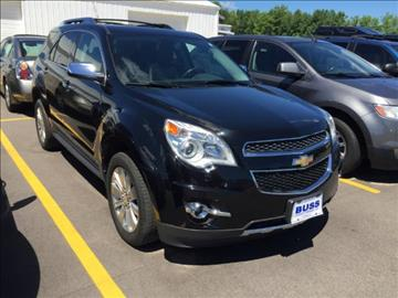2016 Chevrolet Equinox for sale in Shawano, WI