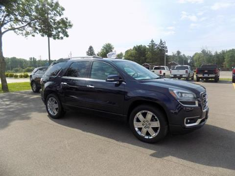 2017 GMC Acadia Limited for sale in Shawano, WI