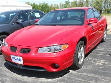 2000 Pontiac Grand Prix for sale in Shawano, WI