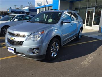 2014 Chevrolet Equinox for sale in Shawano, WI