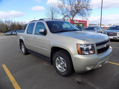 2007 Chevrolet Avalanche for sale in Shawano, WI