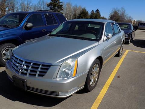 2007 Cadillac DTS for sale in Shawano, WI