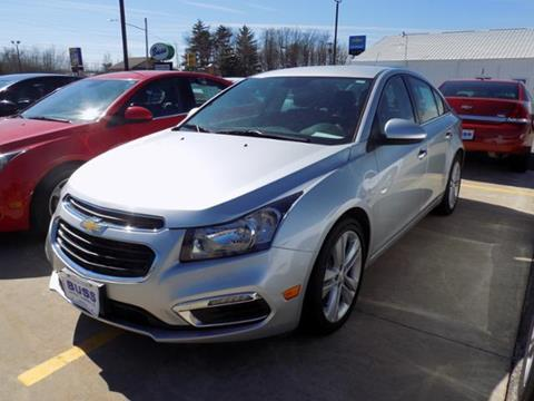 2015 Chevrolet Cruze for sale in Shawano, WI