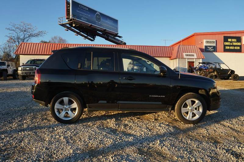 2015 jeep compass altitude edition 4dr suv in greensboro nc kevin powell motorsports greensboro. Black Bedroom Furniture Sets. Home Design Ideas