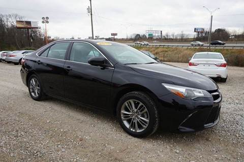 2015 Toyota Camry for sale in Greensboro, NC