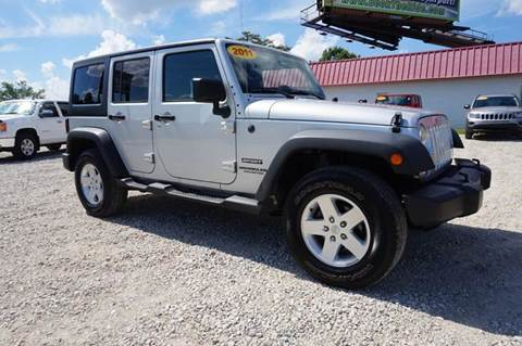 2011 Jeep Wrangler Unlimited for sale in Greensboro, NC