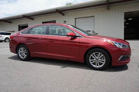 2016 Hyundai Sonata for sale in Greensboro, NC