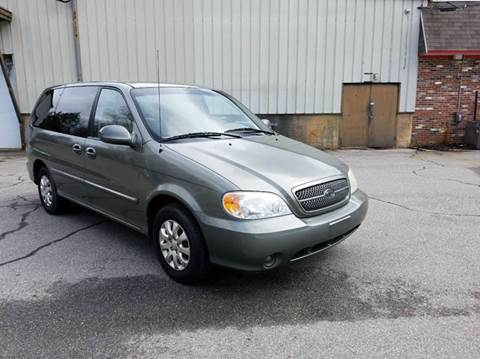 2005 Kia Sedona for sale in Spofford, NH