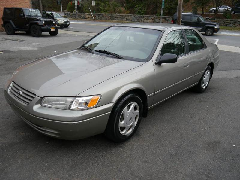 1998 camry specifications