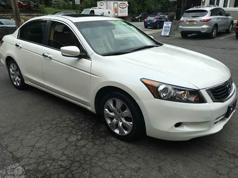 2009 Honda Accord for sale in Irvington, NY