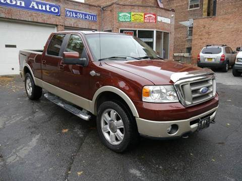 2007 Ford F-150 for sale in Irvington, NY
