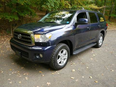 2008 Toyota Sequoia for sale in Irvington NY