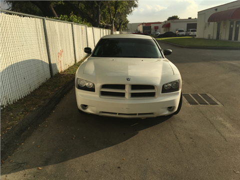 2008 Dodge Charger for sale in Hollywood, FL