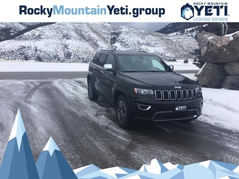 2018 Jeep Grand Cherokee for sale in Afton, WY