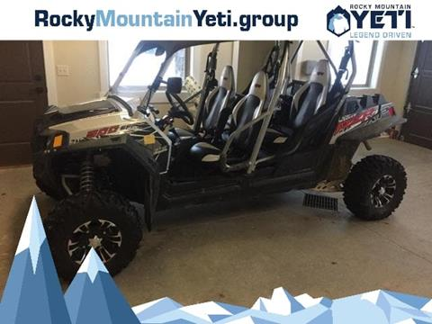 2012 Polaris Ranger RZR for sale in Afton, WY