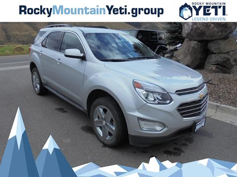 2016 Chevrolet Equinox for sale in Afton, WY