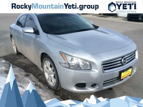 2012 Nissan Maxima for sale in Afton, WY