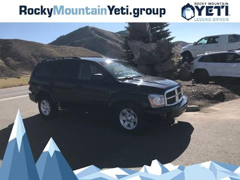 2005 Dodge Durango for sale in Afton, WY