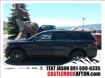 Dodge durango for sale wyoming for Coliseum motor company casper wy