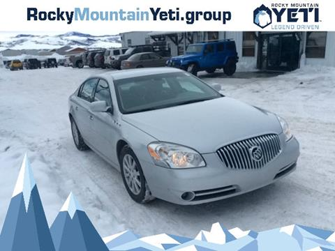2011 Buick Lucerne for sale in Afton, WY