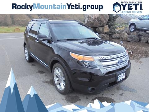2013 Ford Explorer for sale in Afton, WY