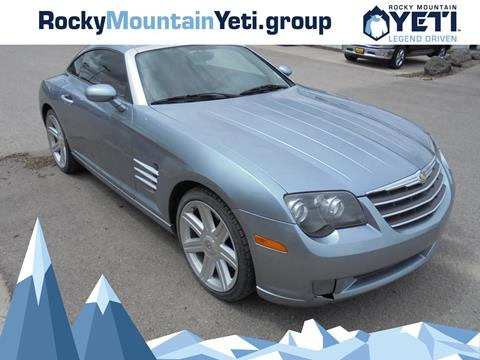 2004 Chrysler Crossfire for sale in Afton, WY