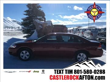2009 Chevrolet Impala for sale in Afton, WY