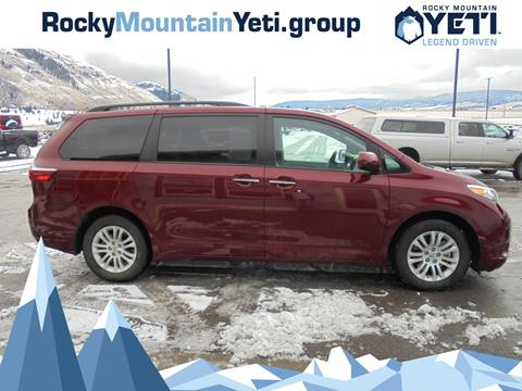 2015 Toyota Sienna for sale in Afton, WY