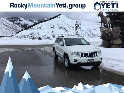 2011 Jeep Grand Cherokee for sale in Afton, WY