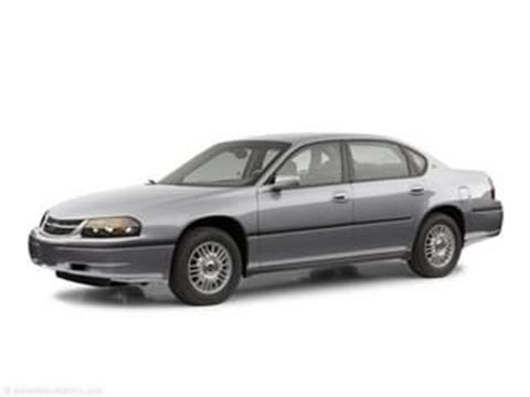2003 Chevrolet Impala for sale in Afton, WY