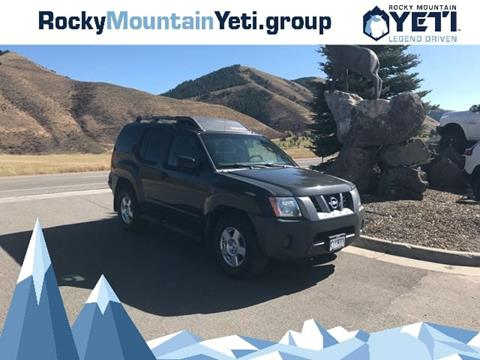 2007 Nissan Xterra for sale in Afton, WY