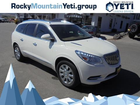 2013 Buick Enclave for sale in Afton, WY