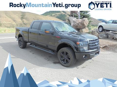 2014 Ford F-150 for sale in Afton, WY
