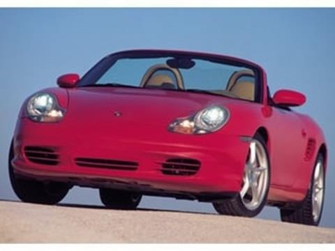 2003 Porsche Boxster for sale in Afton, WY