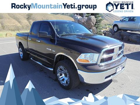 2010 Dodge Ram Pickup 1500 for sale in Afton, WY