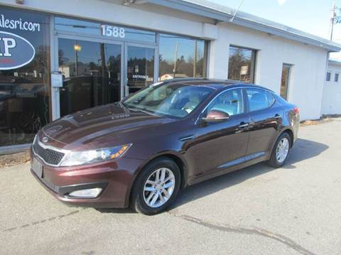 2012 Kia Optima for sale in Pawtucket, RI