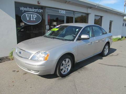 2007 Ford Five Hundred for sale in Pawtucket, RI
