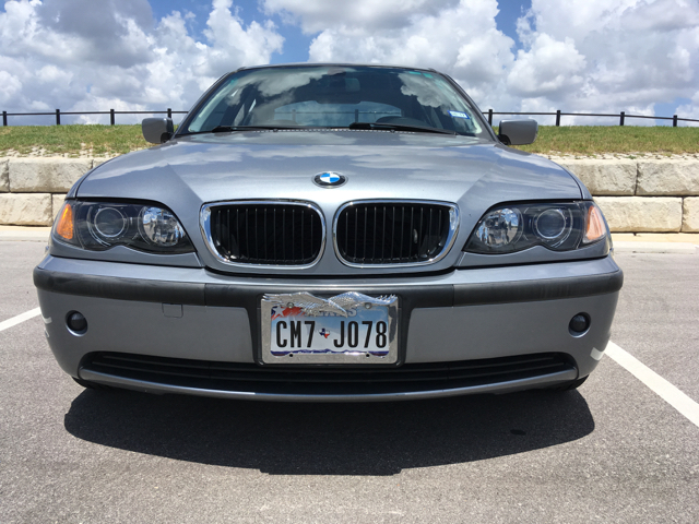 2004 BMW 3 Series 325i 4dr Sedan - San Antonio TX