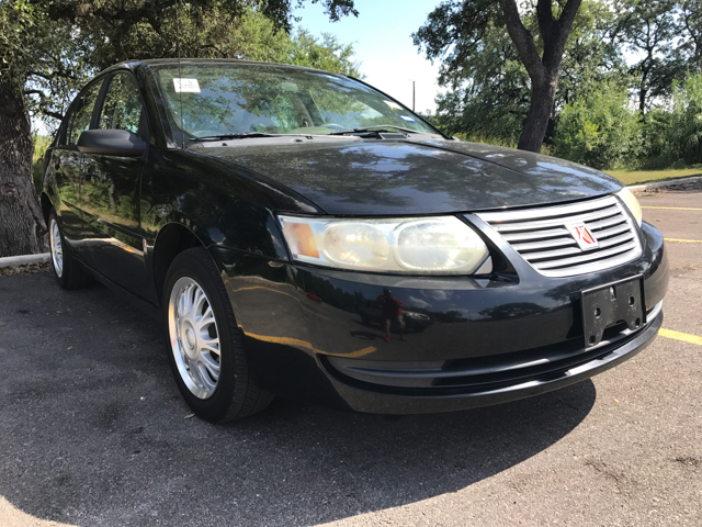 2005 Saturn Ion 2 4dr Sedan - San Antonio TX