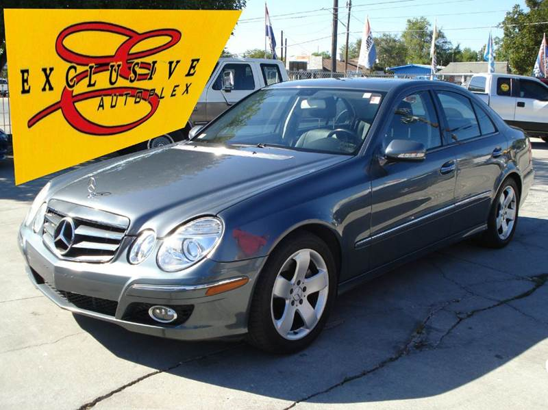 Mercedes benz e class for sale in san antonio tx for San antonio mercedes benz dealers