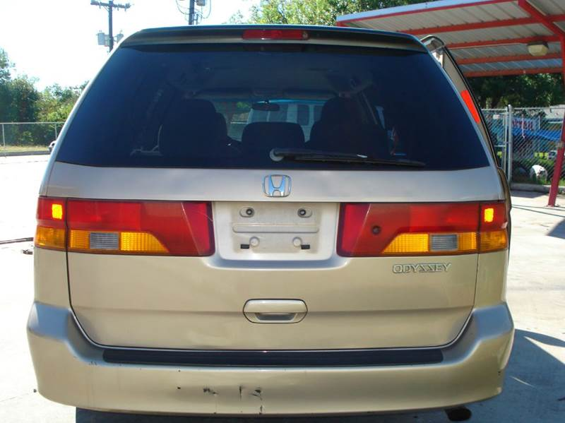 2002 Honda Odyssey LX 4dr Mini Van - San Antonio TX