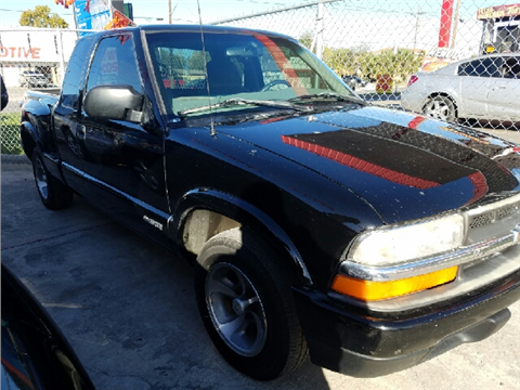 Chevrolet S 10 For Sale Texas
