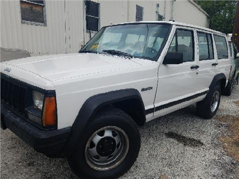 1996 Jeep Cherokee for sale in San Antonio, TX