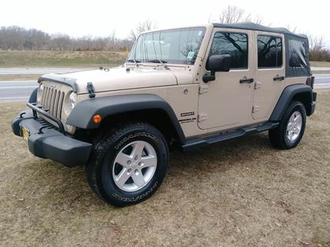 2016 jeep wrangler unlimited for sale in new jersey. Black Bedroom Furniture Sets. Home Design Ideas