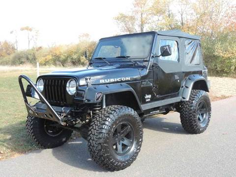 2003 Jeep Wrangler for sale in Neshanic Station, NJ
