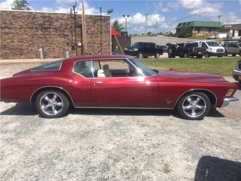1972 Buick Riviera for sale in Blue Ridge, GA