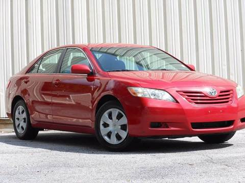 2007 Toyota Camry for sale in Douglasville, GA