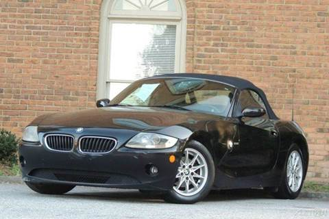 2005 BMW Z4 for sale in Douglasville, GA