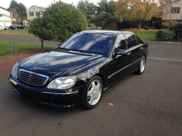 Used 2002 mercedes benz s class s600 in richboro pa at a for Mercedes benz 2002 s500 for sale