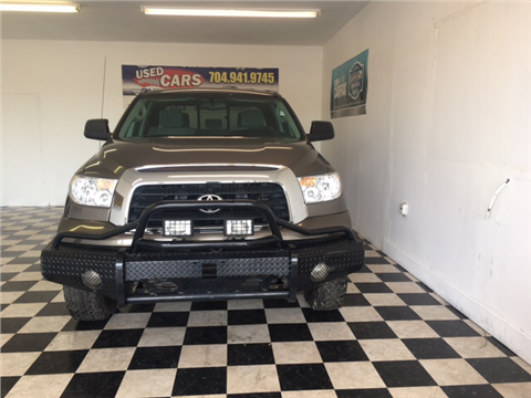 2007 Toyota Tundra for sale in Monroe, NC